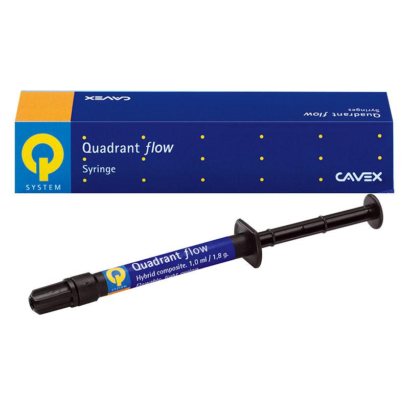 Cavex Quadrant Flowable Composite Syringe A3.5 1.8g
