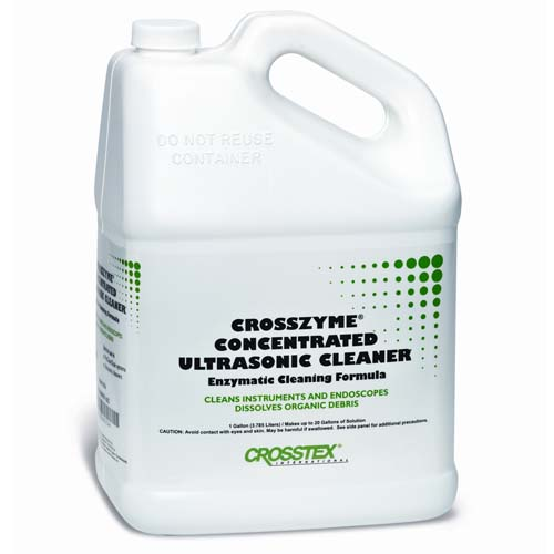 Crosstex CrossZyme Ultrasonic Cleaner 3.8L