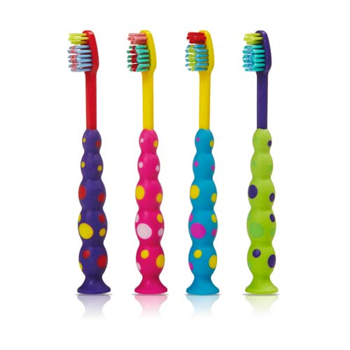 CareDent Octopus Kids Toothbrush Professional