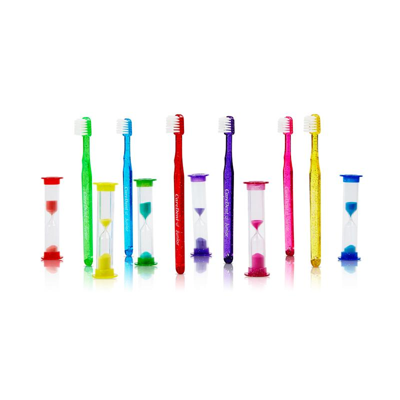 CareDent Sparkle Kids Toothbrush with Timer
