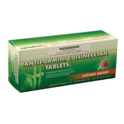Cattani Antifoaming Disinfectant Tablets