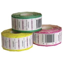 Getinge Meditrax Suretrax Process Indicator Labels Red