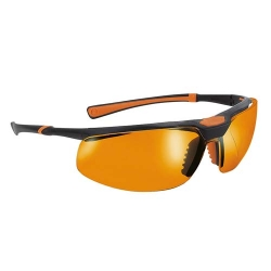 Ongard ICU Protect Eyewear Sports Wrap Amber 513-1