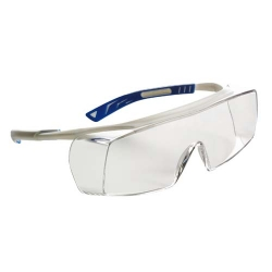 Univet Protect Eyewear Overspecs Clear 517-1