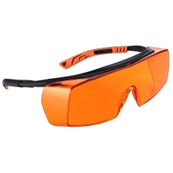 Univet Eyewear Overspecs Amber 517-2