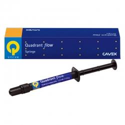 Cavex Quadrant Flowable Composite Syringe A3 1.8g