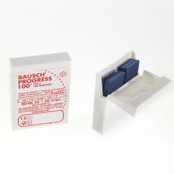 Bausch Articulating Paper Economy Box Red 100u BK58