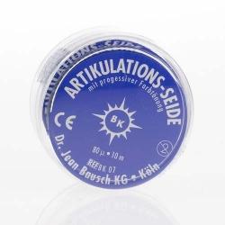 Bausch Articulating Silk 16 mm wide Blue 80u BK07