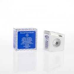 Bausch Articulating Paper/rolls 16 mm wide w/Dispenser Blue 40u BK13