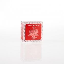 Bausch Articulating Paper/rolls 16 mm wide w/Dispenser Red 40u BK14