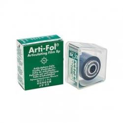 Bausch Arti-Fol Plastic w/Dispenser 1/S 22 mm Green 8u BK22