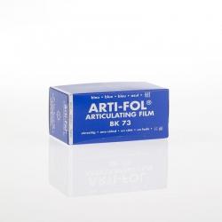 Bausch Arti-Fol Plastic in cardboard-box 1/S 75 mm Blue 8u BK 73