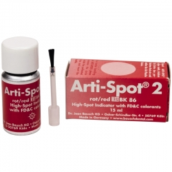 Bausch Arti-Spot 2 for ceramics Red 3u BK86