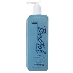 Whiteley Bactol Alcohol Gel 500ml