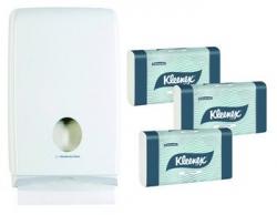 Kleenex Compact Hand Towel Starter Pack 4441