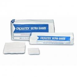 Crosstex Ultra Gauze Non Woven 4 Ply 7.5cm x 7.5cm