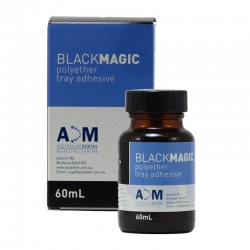 ADM Black Magic Polyether Tray Adhesive 60ml