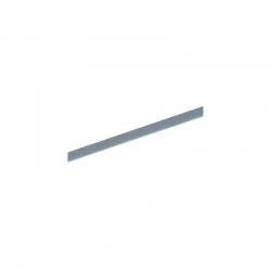 Sunshine Steelcarbo Metal Strips Straight 6mm