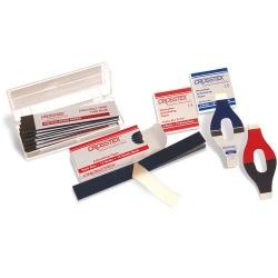 Crosstex Articulating Paper Red/Blue Horseshoe Thin 101u