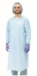 Sentry Owear Thumbloops Gown Blue Regular/Large