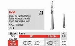 C254 Edenta TC FGXL Surgical