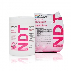 Everyday Essentials Neutral Detergent Wipes